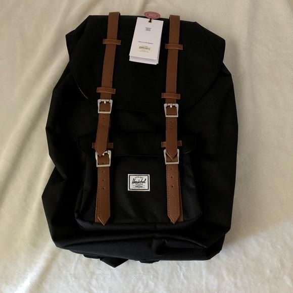 b721f5c8f8c Herschel Supply Company Other - Herschel Little America Backpack - Default   Black
